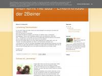 2beiner.blogspot.com Webseite Vorschau