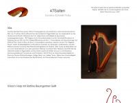 47saiten.de Webseite Vorschau