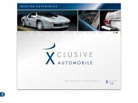 xclusive-automobile.com Webseite Vorschau