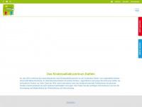 kinderpalliativzentrum.de Webseite Vorschau