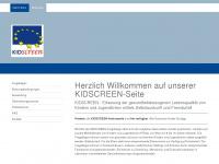 kidscreen.org Webseite Vorschau