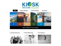 kioskmedia.de Webseite Vorschau