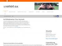 unerhoert-berlin.org Thumbnail