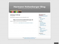 Hhohenberger.wordpress.com
