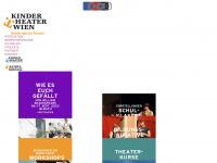 kindertheater.com Webseite Vorschau