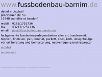 fussbodenbau-barnim.de