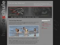 trustyourdog.ch Webseite Vorschau