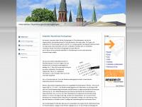 heilpraktiker-physiotherapie-pruefungsfragen.de Webseite Vorschau