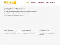 wiesing-solartechnik.de