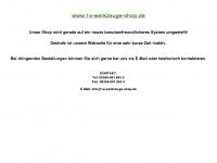 1a-werkzeuge-shop.de Webseite Vorschau