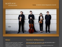 mariani-klavierquartett.de