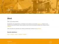 t40.ch Webseite Vorschau