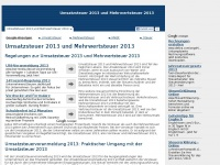 umsatzsteuer-mehrwertsteuer.de