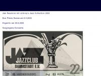 jazzclub-darmstadt.de Webseite Vorschau