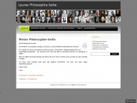 philosophenblog.wordpress.com Webseite Vorschau