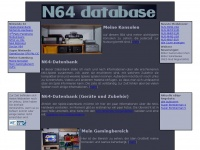 n64database.tk Thumbnail