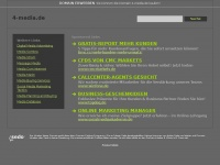 4-media.de Webseite Vorschau