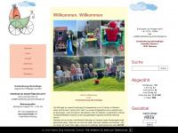 kinderbetreuung-sternenfaenger.de Webseite Vorschau