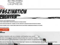 kv-laupheim-fechten.de Webseite Vorschau