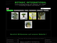 botanic-international.com