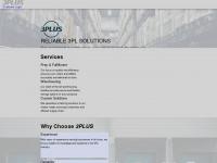 3plus.net Webseite Vorschau