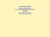 kigafachberatung.evkirche-rv.de Webseite Vorschau