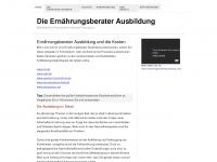 ernaehrungsberater-ausbildung-kosten.de
