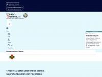 tresor-online.at Webseite Vorschau
