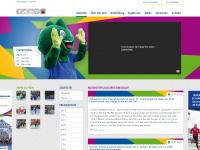 3koenigslauf.de Webseite Vorschau