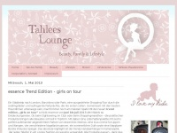 tahlees-lounge.blogspot.com