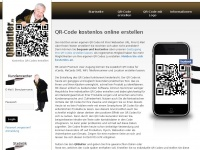 qrbutler.de Webseite Vorschau