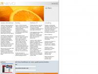 nevo.pl Webseite Vorschau