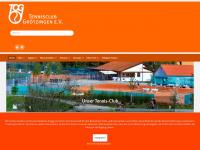 tcg-aichtal.de Webseite Vorschau