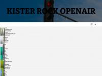 kister-rock-openair.de Webseite Vorschau