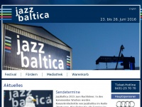 jazzbaltica.com
