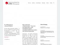 parlamentarische-linke.de