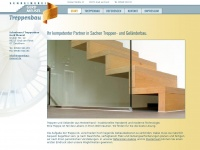 treppenbau-meusel.de Webseite Vorschau