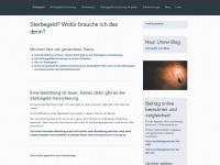 sterbegeld-versicherungen.net