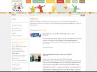 aerenzdallschull.lu Webseite Vorschau