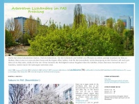 kiez-dendrarium.blogspot.com Webseite Vorschau