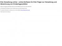 kitaverwaltungonline.de Webseite Vorschau
