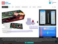 t1r1.de Webseite Vorschau