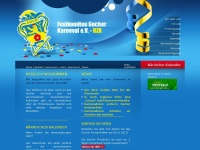 rzk-goch.de Webseite Vorschau