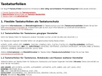 tastaturfolien.net
