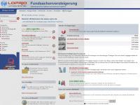 loprio.de Webseite Vorschau