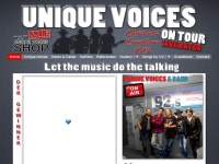 unique-voices.de Thumbnail