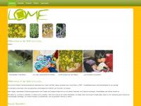 lome.at Webseite Vorschau