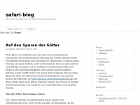 safari-blog.de