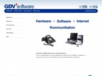 gdvsoftware.de