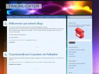 traumlichter.wordpress.com Webseite Vorschau